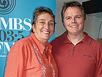 3MBS Tropic Island Discs Special Guest Joan Roose